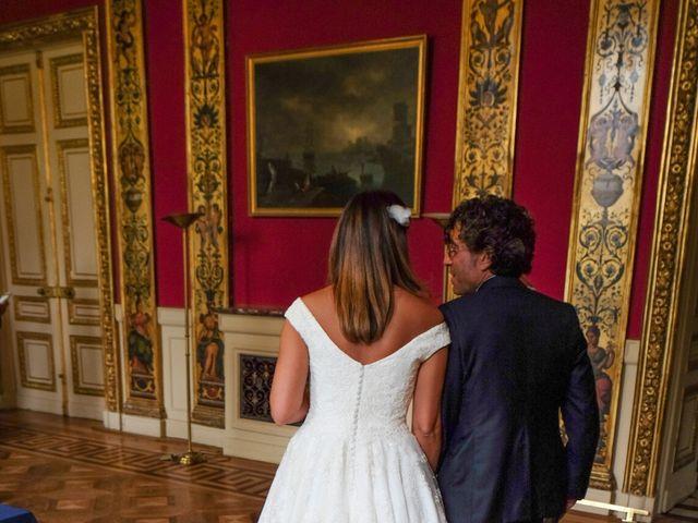 Le mariage de Francesco et Vittoria à Paris, Paris 15