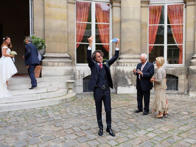 Le mariage de Francesco et Vittoria à Paris, Paris 21