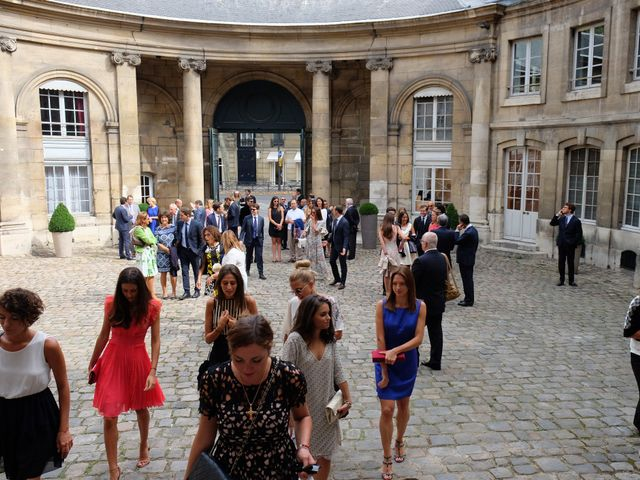 Le mariage de Francesco et Vittoria à Paris, Paris 22