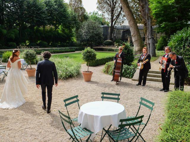 Le mariage de Francesco et Vittoria à Paris, Paris 23