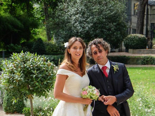 Le mariage de Francesco et Vittoria à Paris, Paris 24