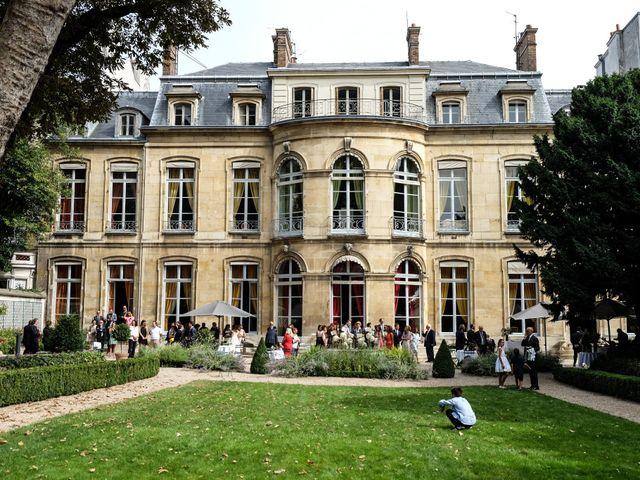 Le mariage de Francesco et Vittoria à Paris, Paris 25