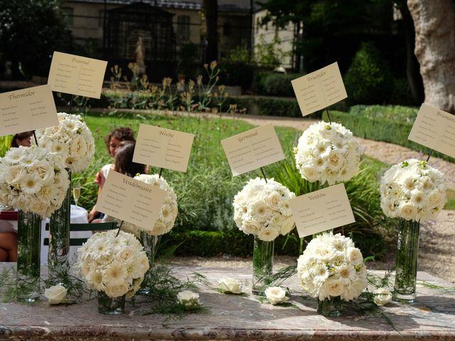 Le mariage de Francesco et Vittoria à Paris, Paris 26