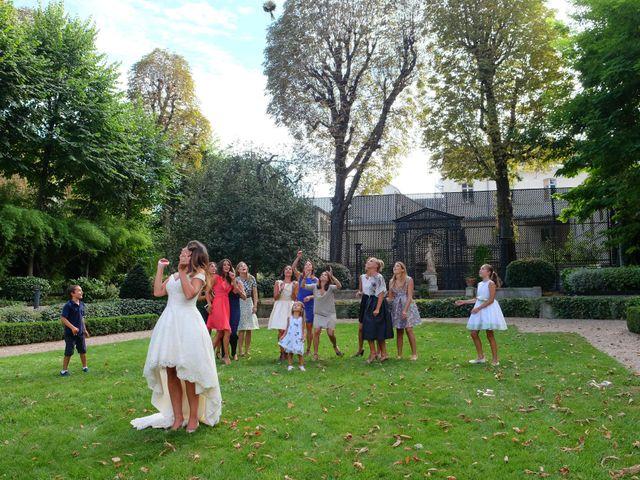 Le mariage de Francesco et Vittoria à Paris, Paris 43