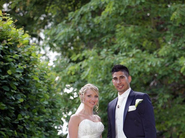 Le mariage de Jennifer et Alexandre à Andrésy, Yvelines 3