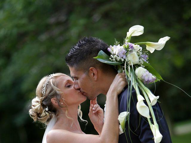 Le mariage de Jennifer et Alexandre à Andrésy, Yvelines 4