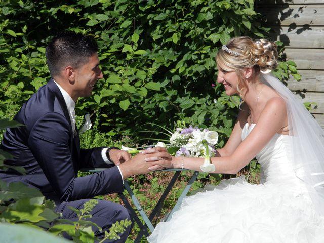 Le mariage de Jennifer et Alexandre à Andrésy, Yvelines 1