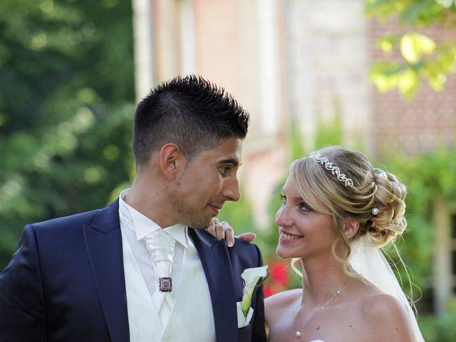 Le mariage de Jennifer et Alexandre à Andrésy, Yvelines 6