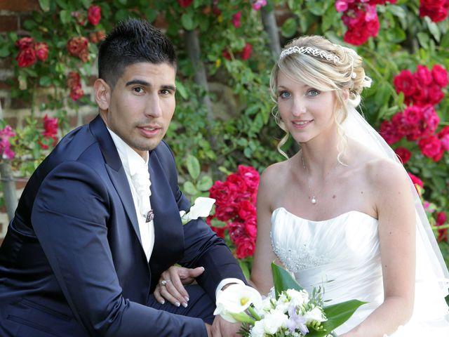 Le mariage de Jennifer et Alexandre à Andrésy, Yvelines 2