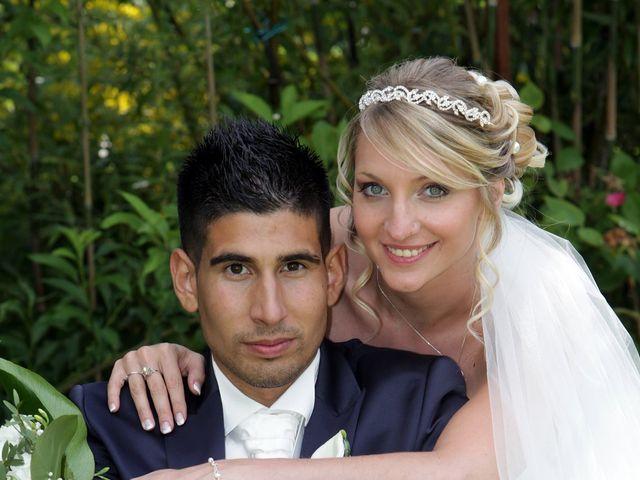 Le mariage de Jennifer et Alexandre à Andrésy, Yvelines 8