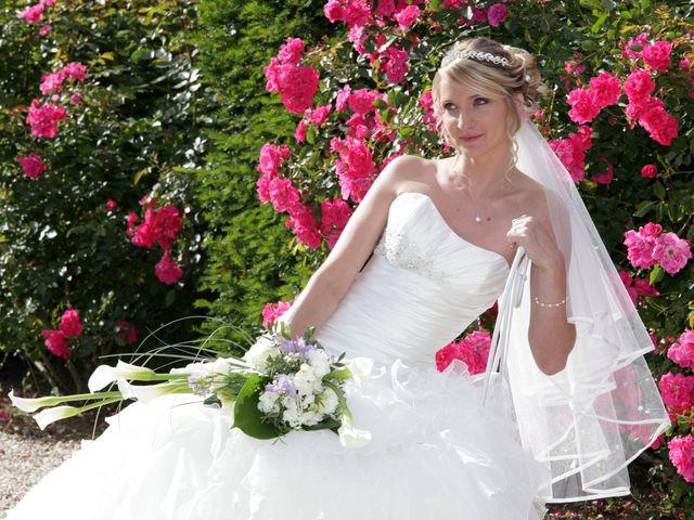 Le mariage de Jennifer et Alexandre à Andrésy, Yvelines 9