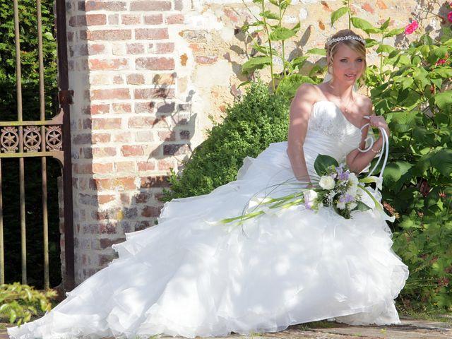 Le mariage de Jennifer et Alexandre à Andrésy, Yvelines 10