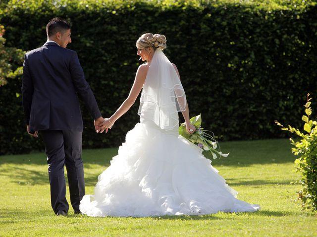 Le mariage de Jennifer et Alexandre à Andrésy, Yvelines 11