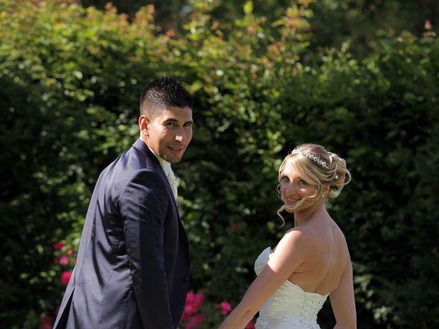 Le mariage de Jennifer et Alexandre à Andrésy, Yvelines 12