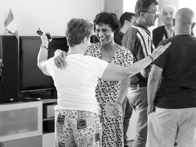 Le mariage de Julien et Vishakha à Maisons-Laffitte, Yvelines 16