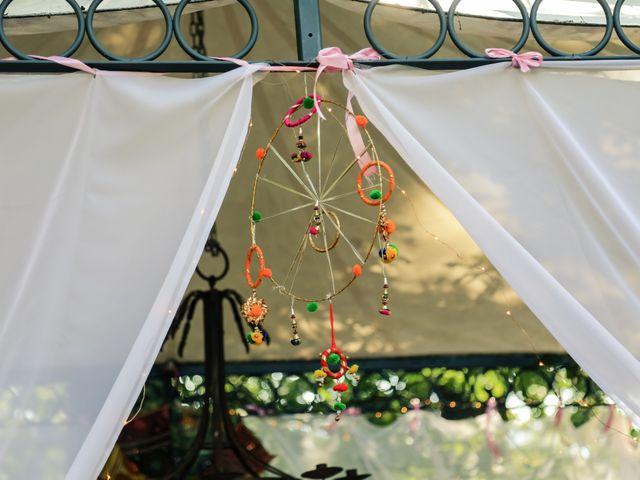 Le mariage de Julien et Vishakha à Maisons-Laffitte, Yvelines 48