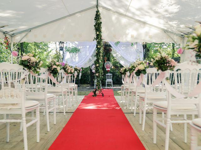 Le mariage de Julien et Vishakha à Maisons-Laffitte, Yvelines 49