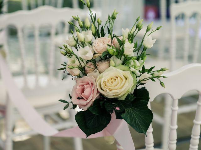 Le mariage de Julien et Vishakha à Maisons-Laffitte, Yvelines 50