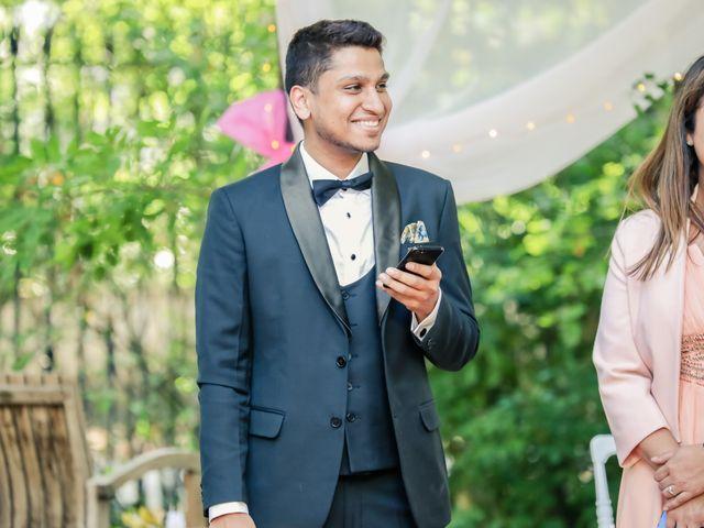 Le mariage de Julien et Vishakha à Maisons-Laffitte, Yvelines 64