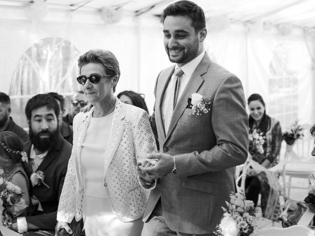 Le mariage de Julien et Vishakha à Maisons-Laffitte, Yvelines 70