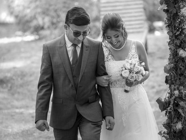 Le mariage de Julien et Vishakha à Maisons-Laffitte, Yvelines 79