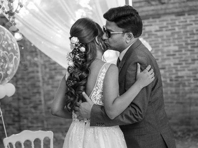 Le mariage de Julien et Vishakha à Maisons-Laffitte, Yvelines 81
