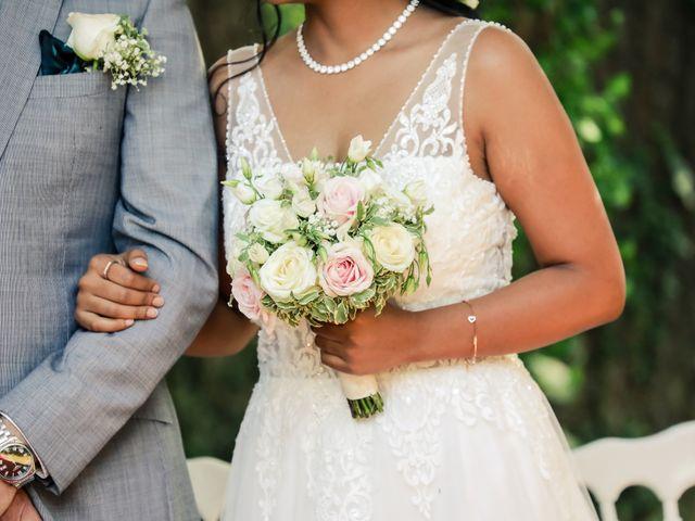 Le mariage de Julien et Vishakha à Maisons-Laffitte, Yvelines 88
