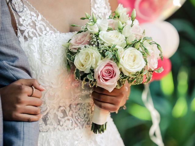 Le mariage de Julien et Vishakha à Maisons-Laffitte, Yvelines 93