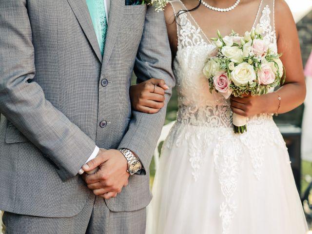 Le mariage de Julien et Vishakha à Maisons-Laffitte, Yvelines 94