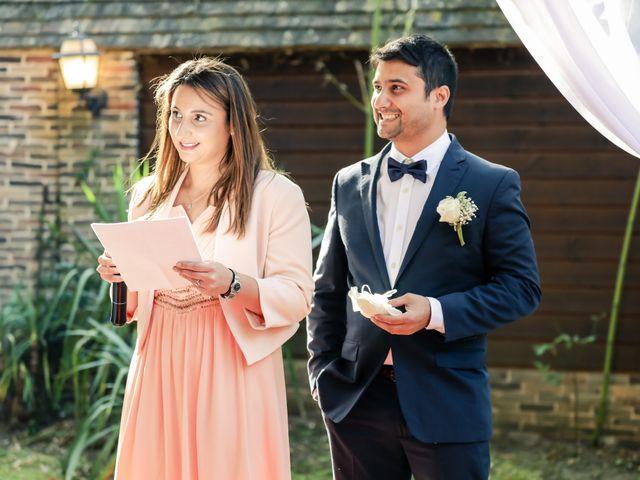 Le mariage de Julien et Vishakha à Maisons-Laffitte, Yvelines 109