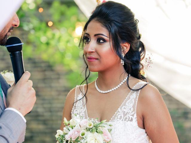 Le mariage de Julien et Vishakha à Maisons-Laffitte, Yvelines 114