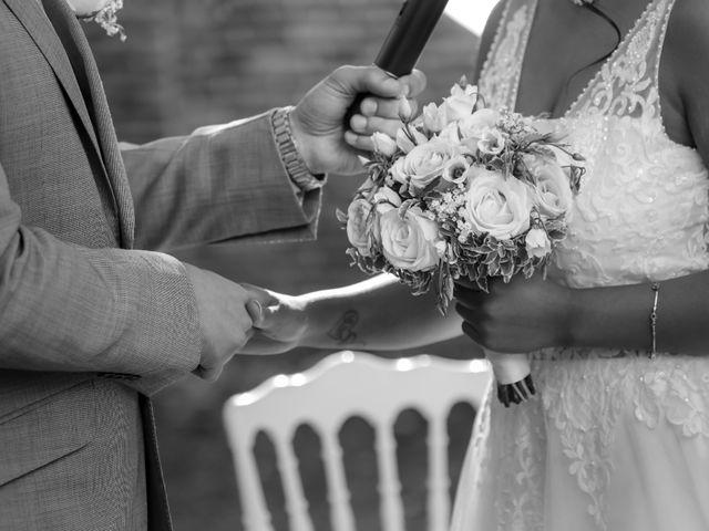 Le mariage de Julien et Vishakha à Maisons-Laffitte, Yvelines 119