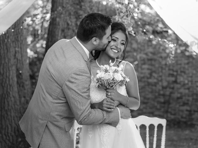 Le mariage de Julien et Vishakha à Maisons-Laffitte, Yvelines 122