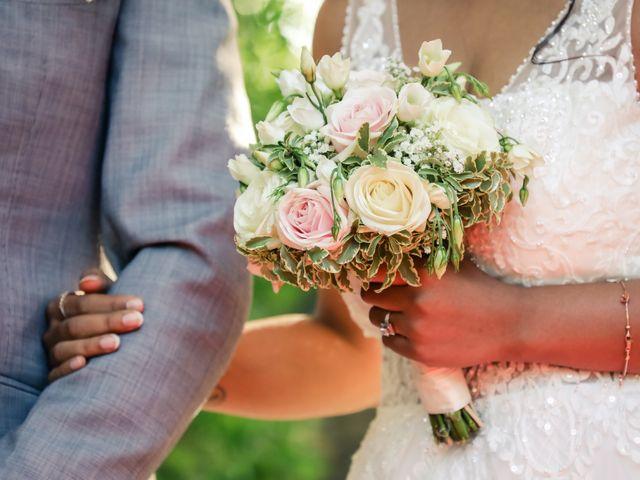 Le mariage de Julien et Vishakha à Maisons-Laffitte, Yvelines 123
