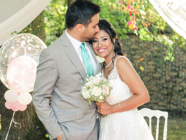 Le mariage de Julien et Vishakha à Maisons-Laffitte, Yvelines 128