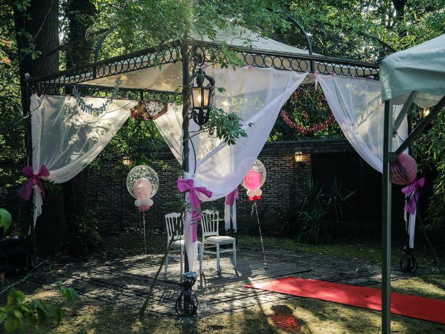 Le mariage de Julien et Vishakha à Maisons-Laffitte, Yvelines 139