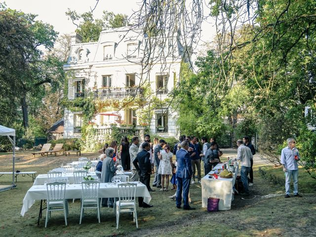 Le mariage de Julien et Vishakha à Maisons-Laffitte, Yvelines 143