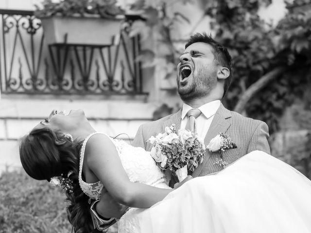 Le mariage de Julien et Vishakha à Maisons-Laffitte, Yvelines 161