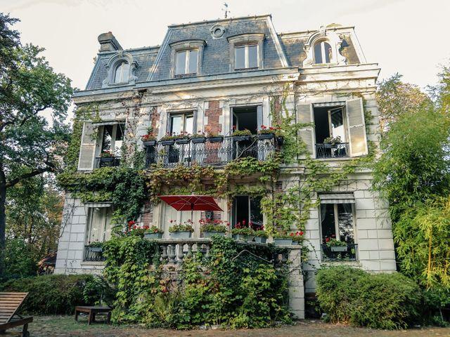 Le mariage de Julien et Vishakha à Maisons-Laffitte, Yvelines 163