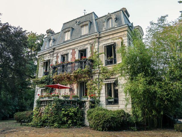 Le mariage de Julien et Vishakha à Maisons-Laffitte, Yvelines 168