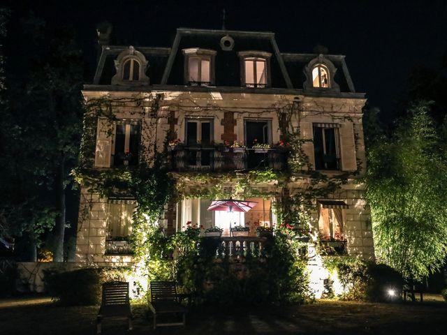Le mariage de Julien et Vishakha à Maisons-Laffitte, Yvelines 171