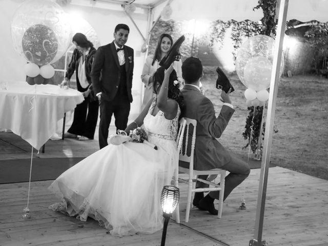 Le mariage de Julien et Vishakha à Maisons-Laffitte, Yvelines 172
