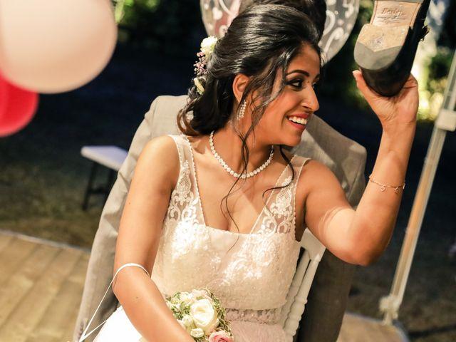 Le mariage de Julien et Vishakha à Maisons-Laffitte, Yvelines 174