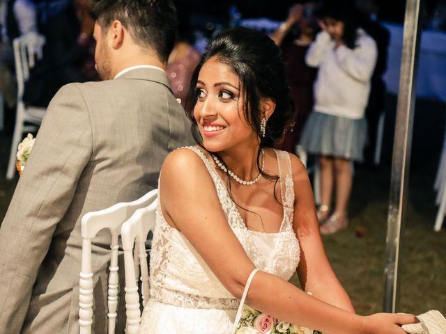 Le mariage de Julien et Vishakha à Maisons-Laffitte, Yvelines 175