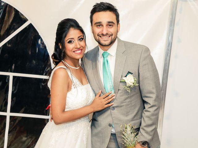 Le mariage de Julien et Vishakha à Maisons-Laffitte, Yvelines 178