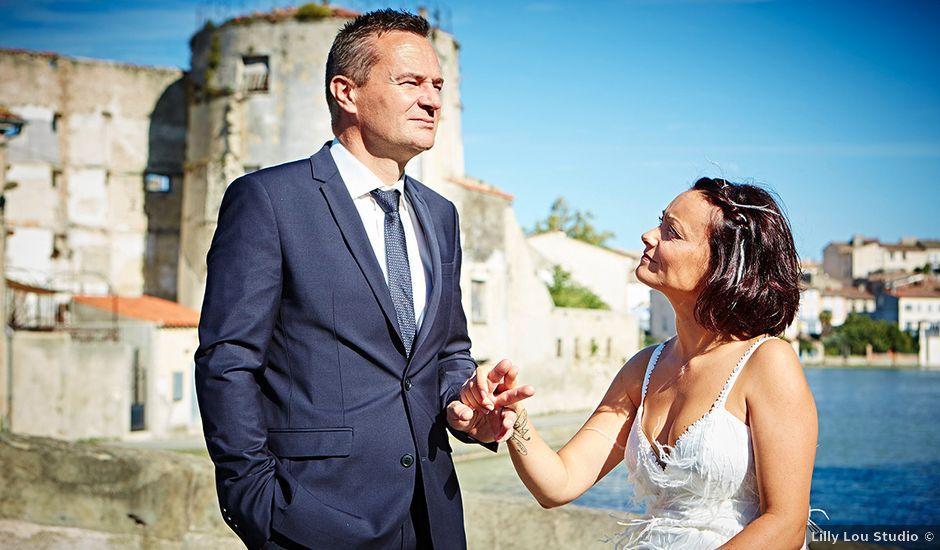Le mariage de Romain et Laure à Castelnaudary, Aude
