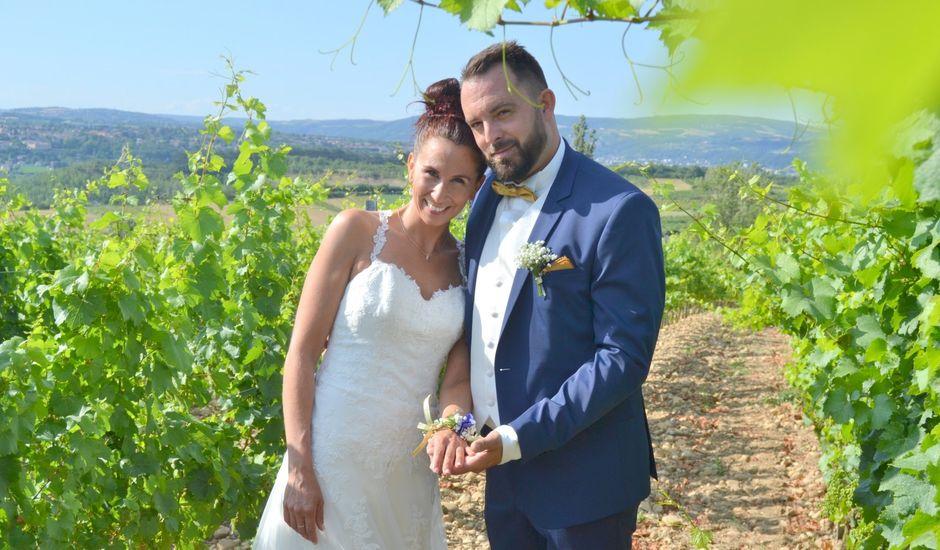 Le mariage de Alan et Céline à Millery, Rhône