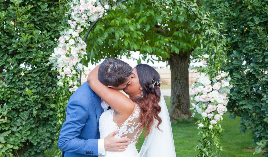 Le mariage de Valentin et Marie-Delphine à Chatignonville, Essonne