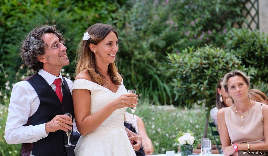 Le mariage de Francesco et Vittoria à Paris, Paris