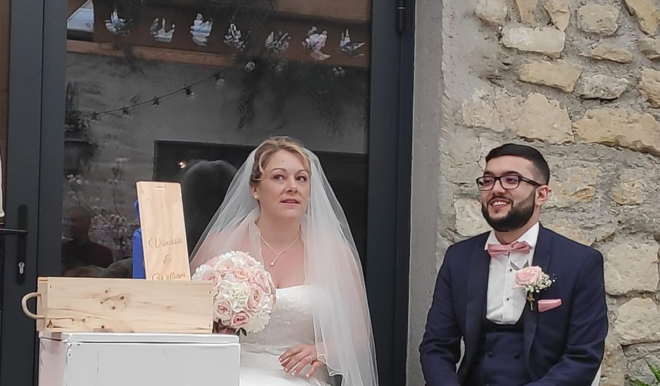 Le mariage de William et Vanessa à Méry-sur-Oise, Val-d'Oise